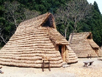古代生活体験村・写真