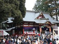延喜式内 大前神社・写真