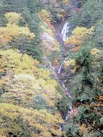 ヒナタオソロシの滝