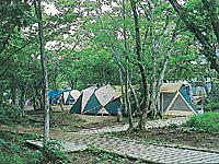 休暇村那須キャンプ場・写真