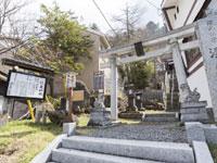 温泉神社・写真