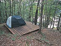 大瀬キャンプ場・写真