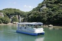 九十九島海賊遊覧船みらい・写真