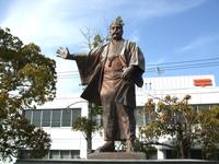 岩崎弥太郎銅像