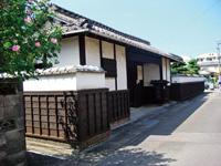 中村家屋敷(島原城下本陣跡)・写真