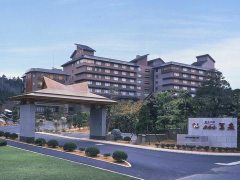Tamatsukuri Onsen Hotel Gyokusen