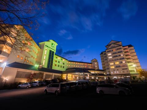 Akiu Onsen Akiu Grand Hotel