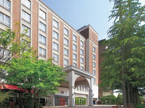 Dogo Onsen Old England Dogo Yamanote Hotel