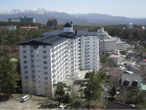 Kusatsu Onsen Hotel Spax Kusatsu