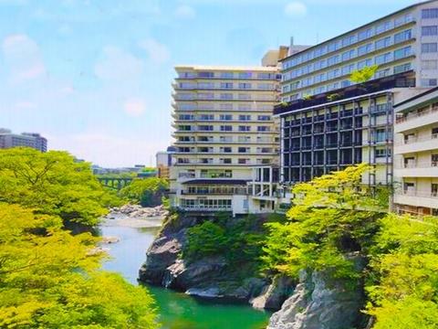Kinugawa Onsen Kinugawa Plaza Hotel