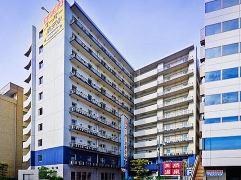 Super Hotel Saitama Omiya