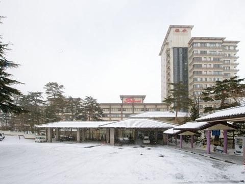 Kusatsu Onsen Hotel Sakurai