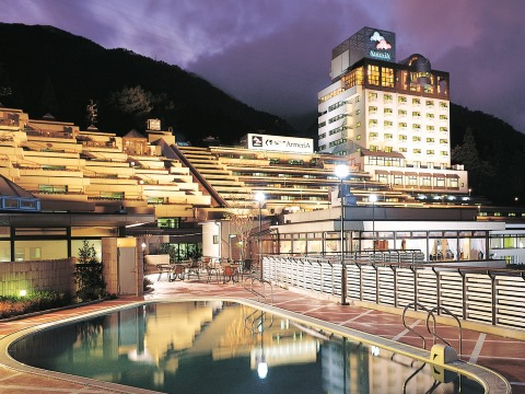 Gero Onsen Hotel Kusakabe Armeria