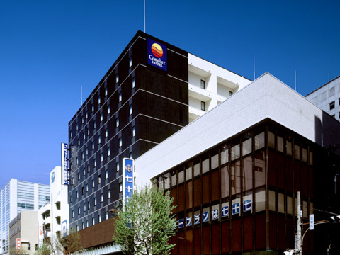 Comfort Hotel Sendai West