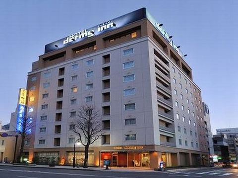 Azusa no Yu Dormy Inn Matsumoto