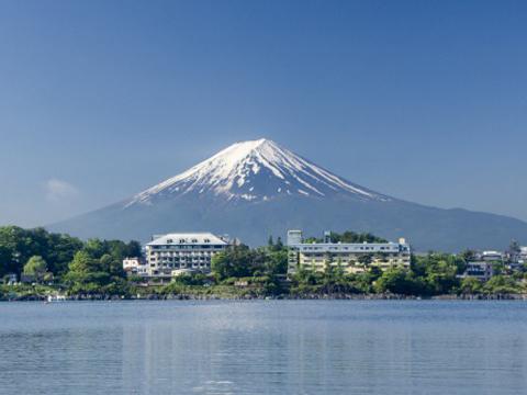 Kawaguchiko Onsen Fuji Lake Hotel