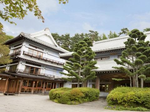 Kusatsu Onsen Kusatsu Hotel