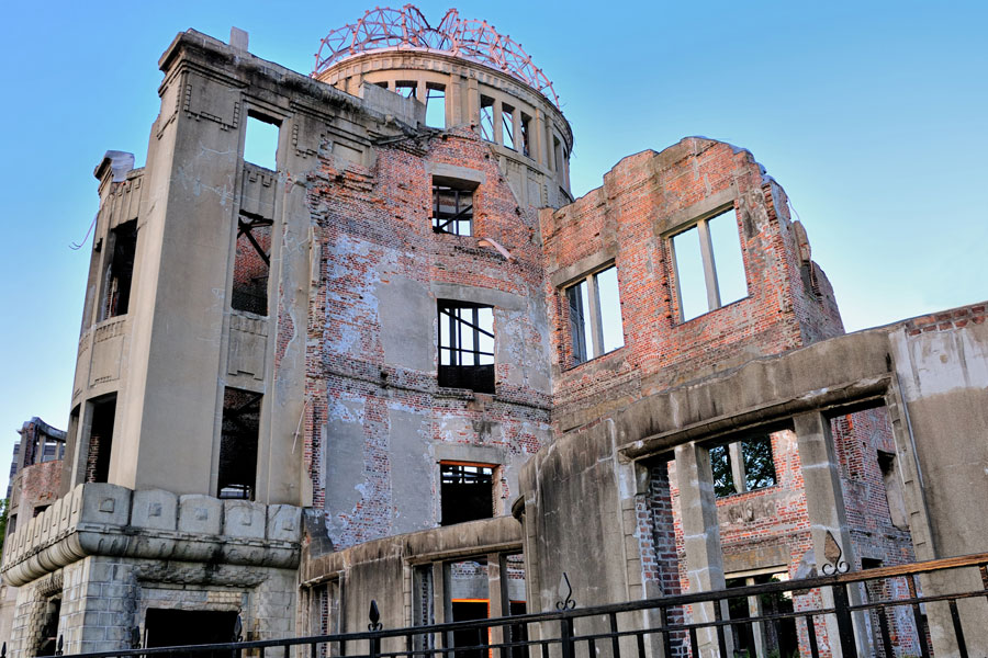 UNESCO World Heritage Site: Hiroshima Peace Memorial