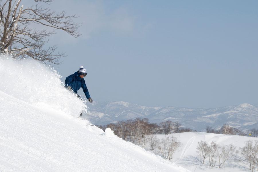 니세코 그랜드 히라후 스키장