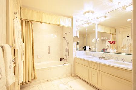 Club Suite Shower Room