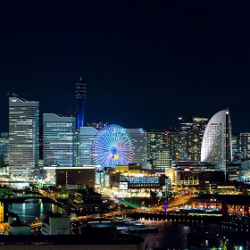 Visit Yokohama: Entertainment Gourmet City
