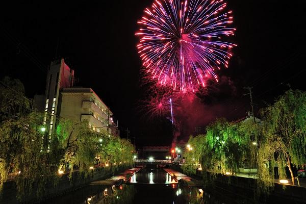 Nightly Summer Fireworks