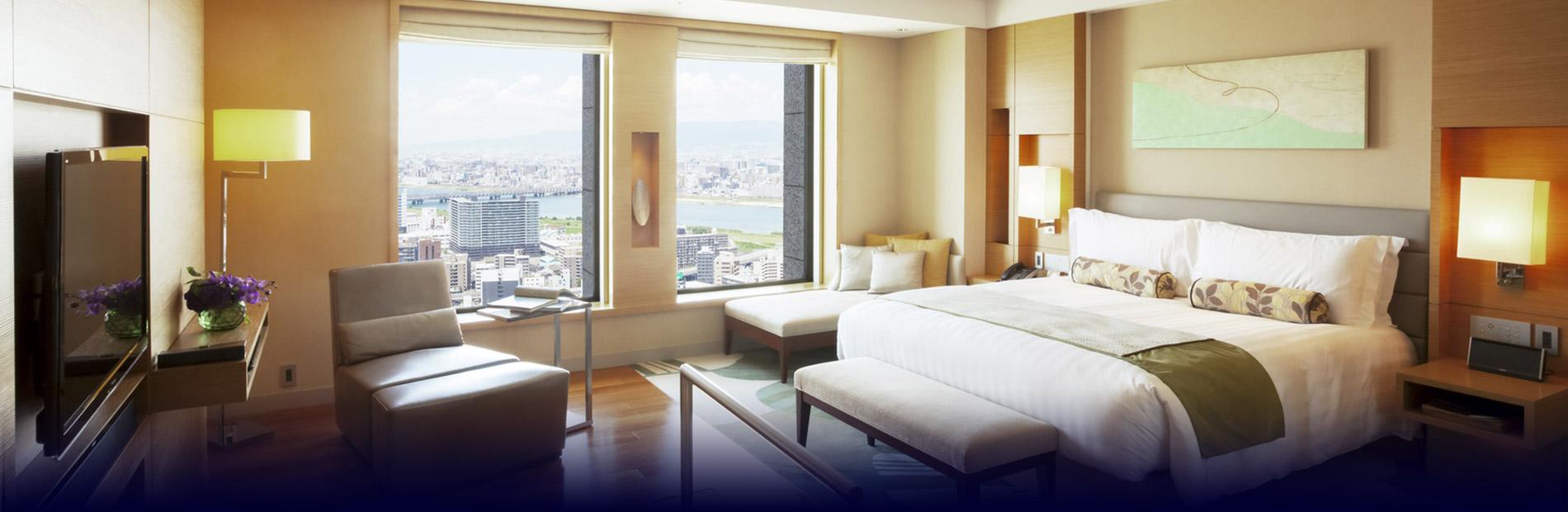 大阪洲際飯店