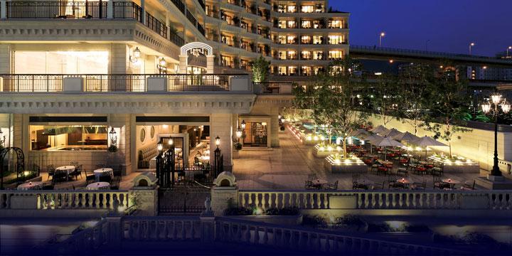 神户港口套房酒店