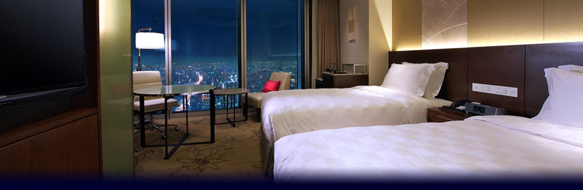 大阪万豪都酒店