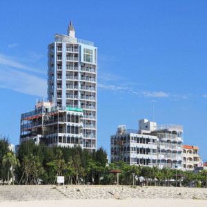 Beach Side Condominium