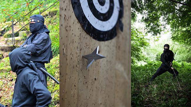 Train like a Ninja (Part 2): Iga Ninja Camp