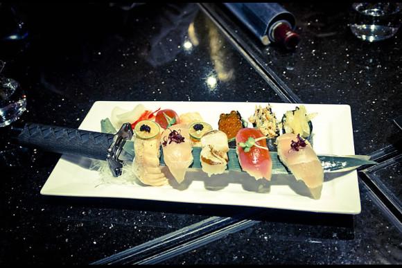Dine like a Ninja: Ninja Restaurant