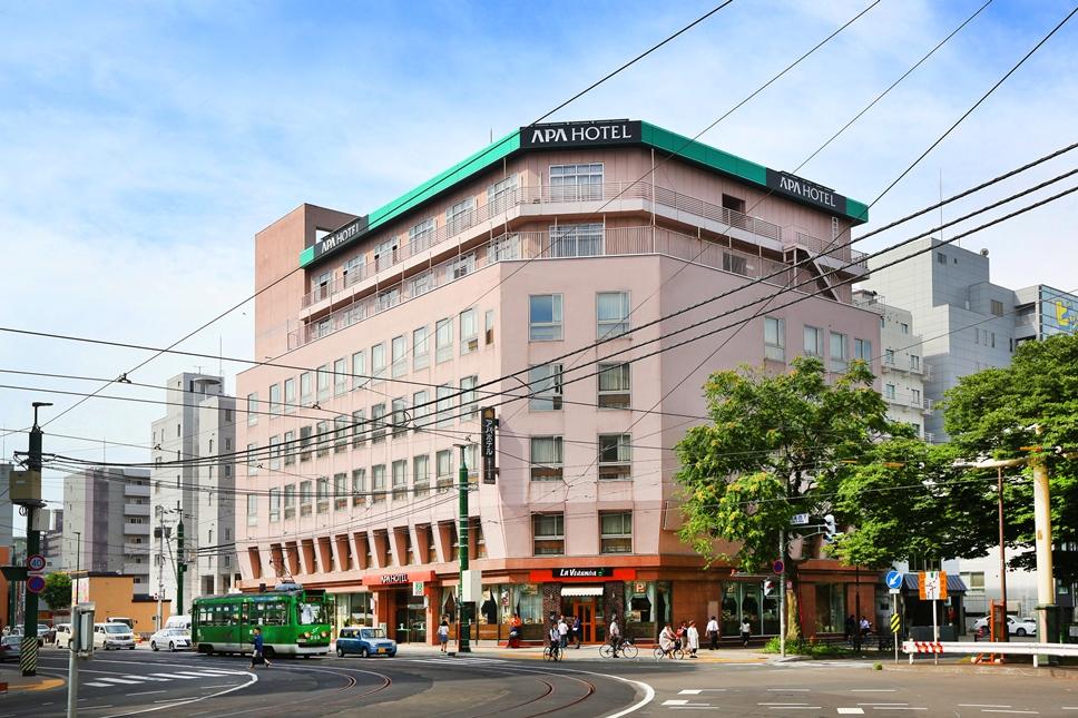 APA酒店(札幌薄野站西)