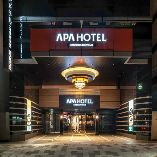 APA酒店(新宿御苑前)