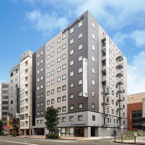 橫濱關內我的住宿飯店
