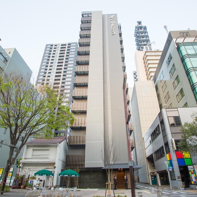 名古屋久屋大通舞吳竹飯店(2018年4月15日開業)