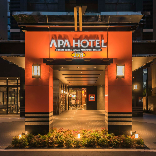 APA Hotel <Higashi-Umeda Minamimorimachi-Ekimae>