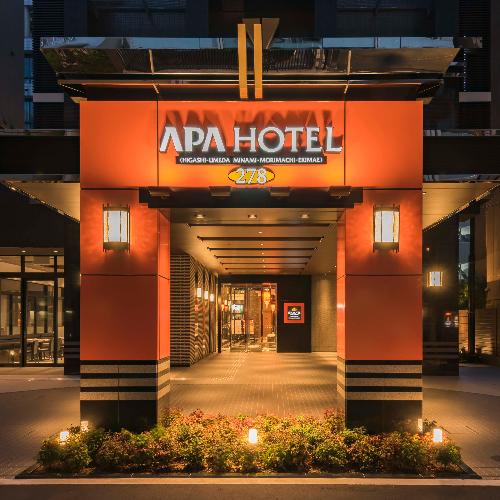 APA飯店<東梅田 南森町站前>2018年5月9日開業
