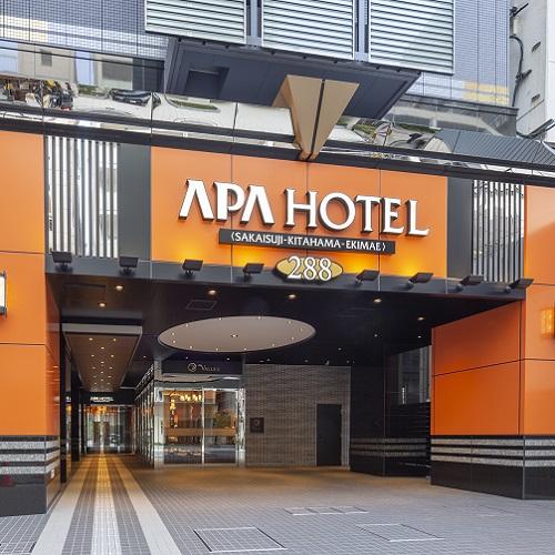 APA Hotel <Sakaisuji Kitahama-Ekimae>