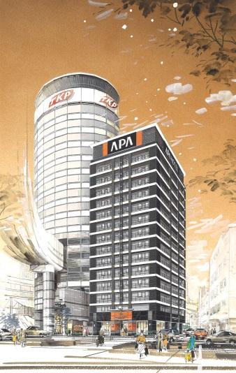 APA Hotel <Osaka Umeda>