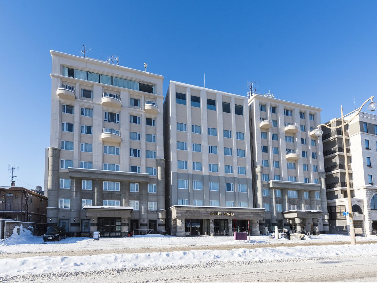 索尼婭酒店
