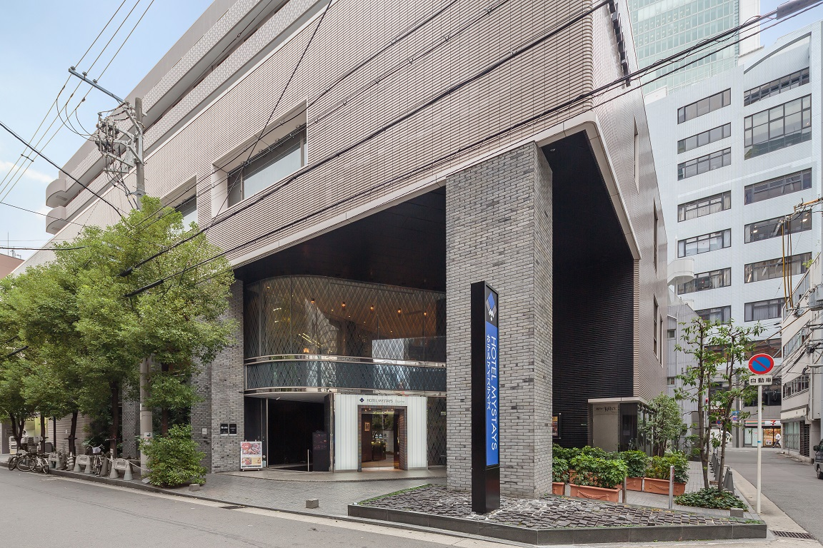 MYSTAYS 堂島精品飯店(MYSTAYS 堂島飯店)