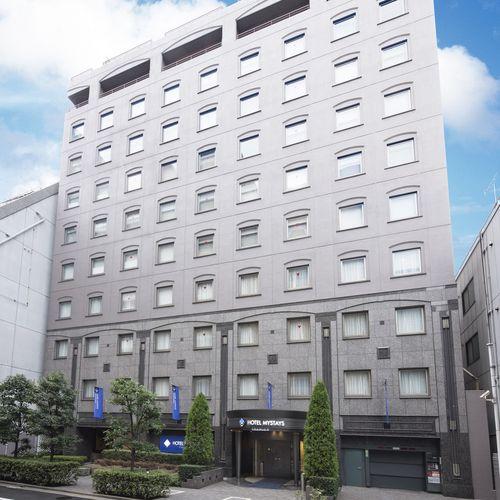 濱松町我的住宿高級飯店(舊:濱松町藝術飯店)