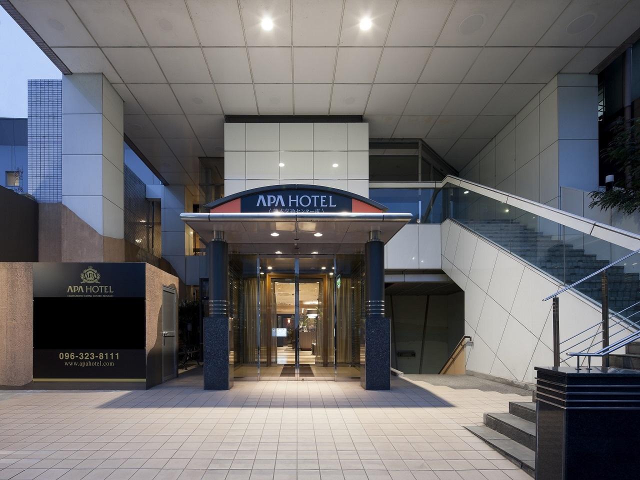 APA酒店(熊本交通中心南面)