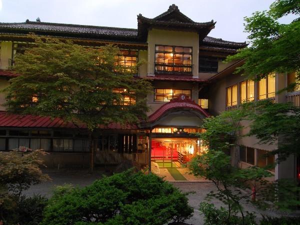 鉛溫泉・藤三旅館