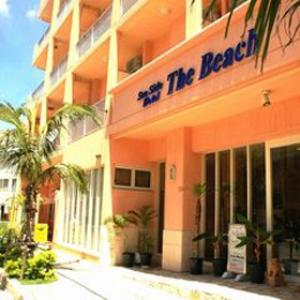 海邊的海灘飯店