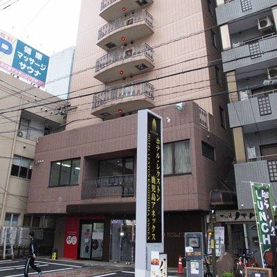 Hotel Lexton Kagoshima Anex