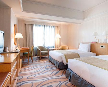 台場格蘭太平洋酒店