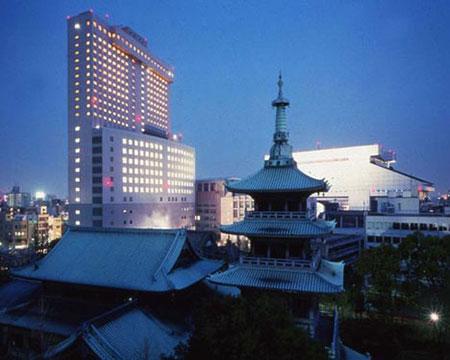 东京两国第一酒店