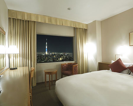 東京兩國第一酒店